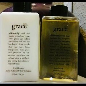 PHILOSOPHY PURE GRACE Hand Wash Collection